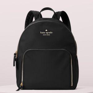 Kate Spade | Watson Lane Hartley Black Backpack